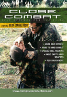 Close Combat - Self Defense for the Elite