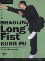 Shaolin Long Fist Kung Fu: Basic Sequences