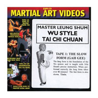 Wu Style Tai Chi Chuan - Tape 1: The Slow Form (Gah Gee)