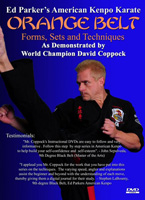 American Kenpo Karate - Orange Belt Instructional