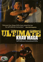 Ultimate Krav Maga 5 DVD Box Set - Combatives, Self Defense, Fighting and Weapons