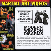 Aiki Jiu-Jitsu Series 3: Modern Weapon Disarms