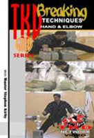 TKD Breaking Techniques Hand & Elbow