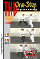 TKD One-Step Sparring