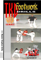 TKD Footwork Drills