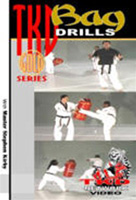 TKD Bag Drills