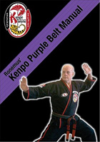 Ronemus' Kenpo Purple Belt Manual