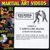 Escrima, Video 2 - Cadena De Mano (Chain of Hands)