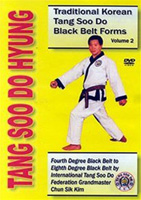 Tang Soo Do Hyung: Traditional Korean Tang Soo Do Black Belt Forms, Volume 2