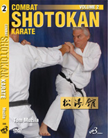 Combat Shotokan Karate, Volume 2