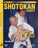 Combat Shotokan Karate, Volume 3