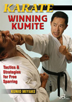 Karate Winning Kumite: Tactics & Strategies for Free Sparring