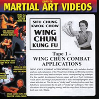 Wing Chun Kung Fu - Tape 1: Wing Chun Combat Applications
