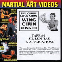Wing Chun Kung Fu - Tape 4: Sil Lum Tau & Applications