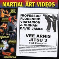 Vee Arnis Jitsu 3: Stick Concepts A