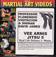 Vee Arnis Jitsu 5: Real Life Defense 1