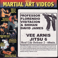 Vee Arnis Jitsu 6: Real Life Defense 2