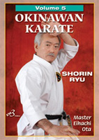 Okinawan Karate: Shorin Ryu, Volume 5