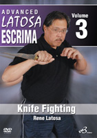 Advanced Latosa Escrima, Volume 3: Knife Fighting