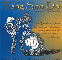 The Art of Tang Soo Do, Volume 1