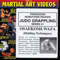 Judo Grappling Series 1: Osaekomi-Waza (Holding Techniques)