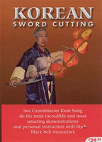 Korean Sword Cutting