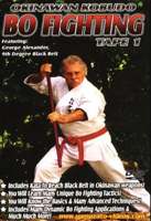 Okinawan Kobudo Bo Fighting, Tape 1