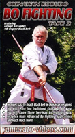 Okinawan Kobudo Bo Fighting, Tape 2