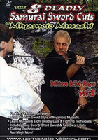 The 8 Deadly Samurai Sword Cuts of Miyamoto Musashi: Niten Ichi Ryu, Volume 2