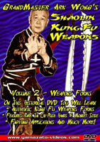Shaolin Kung Fu, Volume 2: Weapons Forms