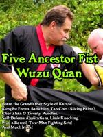 Five Ancestor Fist Wuzu Quan