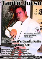 Tanto Jutsu: The Samurai's Deadly Knife Fighting Art
