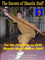 The Secrets of Shaolin Staff