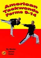 American Tae Kwon Do Forms 9-14