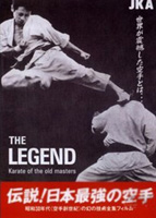 JKA's The Legend: Powerful Karate of the Old Masters