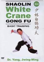 Shaolin White Crane 3 & 4: Basic Techniques