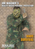 Jim Wagner's Reality-Based Personal Protection: Knife Survival