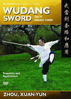 Wudang Sword: Tai Yi Daoist Sword
