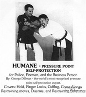Dillman's Humane Pressure Point Self-Protection