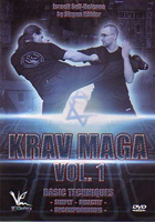 Krav Maga, Volume 1: Basic Techniques