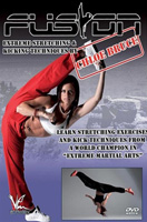 Extreme Stretching & Kicking Techniques