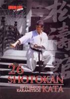 26 Shotokan Kata