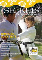 Secrets of Championship Karate with Elisa Au: Kumite for Black Belts