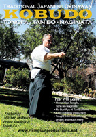 Kobudo: Tonfa-Tan Bo-Naginata
