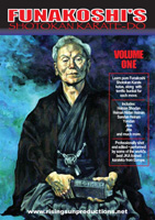 Funakoshi's Shotokan Karate-Do, Volume 1