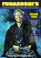 Funakoshi's Shotokan Karate-Do, Volume 3
