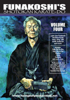 Funakoshi's Shotokan Karate-Do, Volume 4