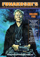 Funakoshi's Shotokan Karate-Do, Volume 5