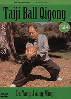 Taiji Ball Qigong Courses 3 and 4