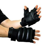 ProForce Fingerless Grappling Gloves